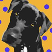 Polka Dot Art Print