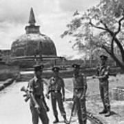 Polonnaruwa  Art Print