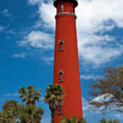 Ponce Inlet Lighthouse Art Print