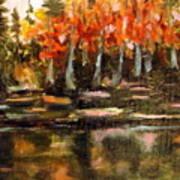 Pond 1 Art Print
