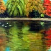 Pond 2 Art Print