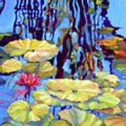Pond 2 Pond Series Art Print