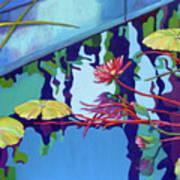 Pond 4 Pond Series Art Print
