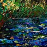 Pond 459030 Art Print