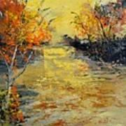 Pond  556180 Art Print