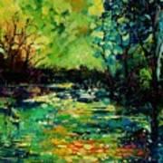 Pond 560120 Art Print