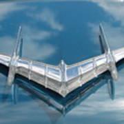 Pontiac Air Art Print