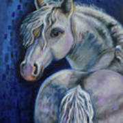Pony Time Art Print