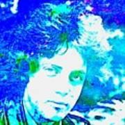 Pop Art Billy Joel Art Print