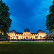 Poppelsdorfer Schloss Art Print