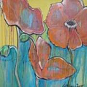 Poppies 3 Art Print