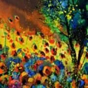 Poppies 456150 Art Print