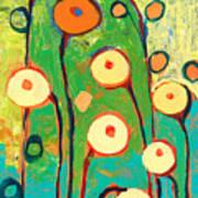 Poppy Celebration Art Print