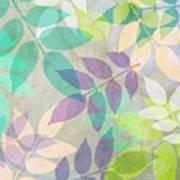 Poppy Shimmer IIi  Art Print