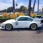 Porsche 911 Gt2 Art Print
