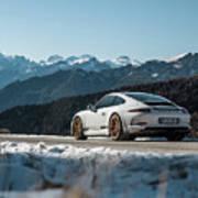 Porsche 911r Art Print