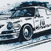 Porsche Carrera Rsr, 1973 - 06 Art Print