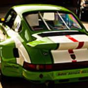 Porsche Art Print