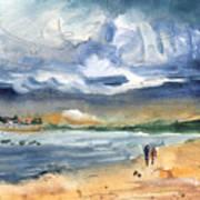 Port Alcudia Beach 03 Art Print