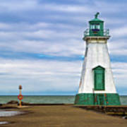 Port Dalhousie Lighthouse 1 Art Print