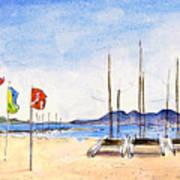Port De Pollenca 02 Art Print