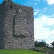 Portaferry Castle Art Print