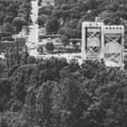 Portage Bridge Art Print