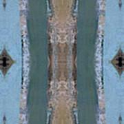 Portico Column II Art Print
