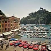 Portofino Italy Art Print
