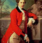 Portrait Of Edmund Rolfe Art Print