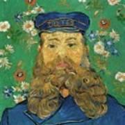 Portrait Of Joseph Roulin Art Print