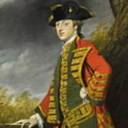 Portrait Of Sir Gerard Napier Art Print