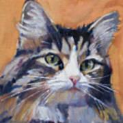 Portrait Of Squeaky Art Print