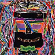 portrait of who   U  Me       or      someone U see  Art Print