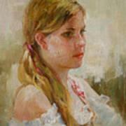 Portraiture Art Print