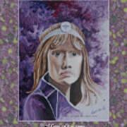Portrati Of Mary Guccione, My Mom Art Print