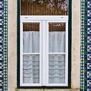 Portuguese Window Art Print