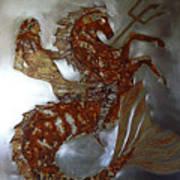 Poseidon II Art Print