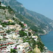 Positano In The Afternoon Art Print