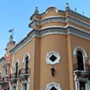 Post Office Guatamala City 6 Art Print