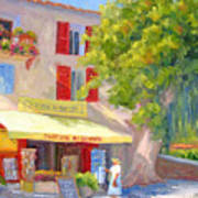 Postcard From Provence Art Print