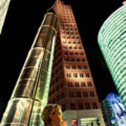 Potsdamer Platz Berlin Art Print