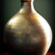 Pottery Vase Art Print
