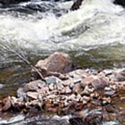 Poudre River 5 Art Print
