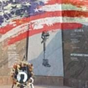 Pow Memorial Art Print