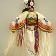 Pow Wow Traditional Dancer 3 Art Print