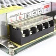 Power Adapter Art Print