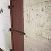 Power Room - Fort Desoto Florida Art Print