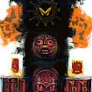 Power Show Art Print