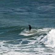 pr 127 - Solo Surfer Art Print